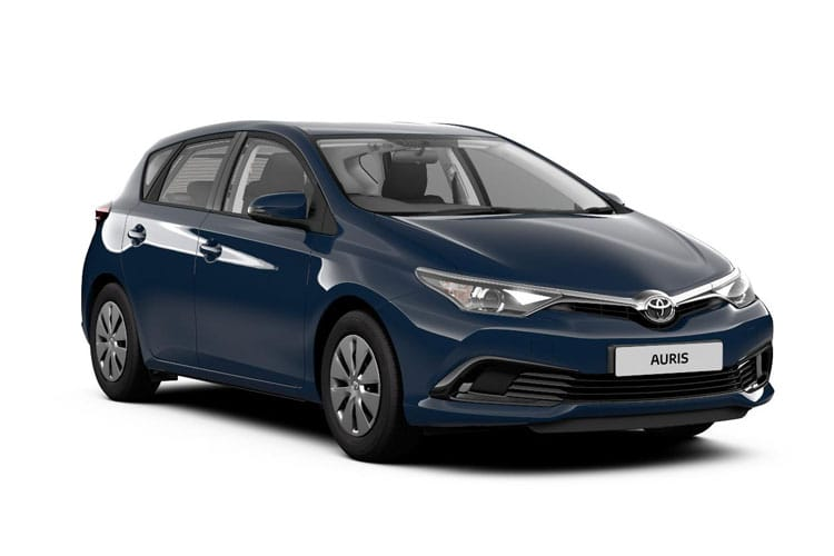 Auris Hatchback Model Range