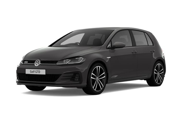 Vw Golf Hatchback Model Range