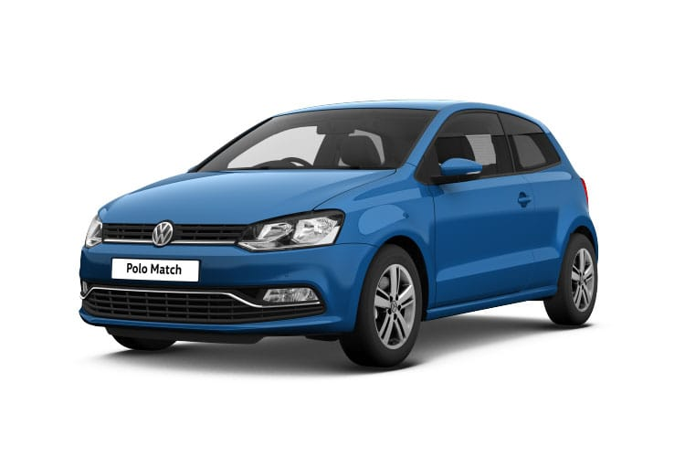 Vw Polo 3dr Hatch Model Range