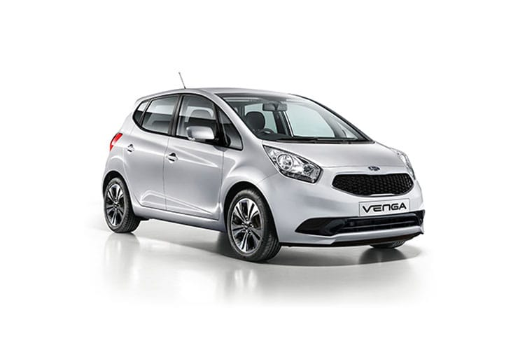 Venga 5dr Hatchback Model Range