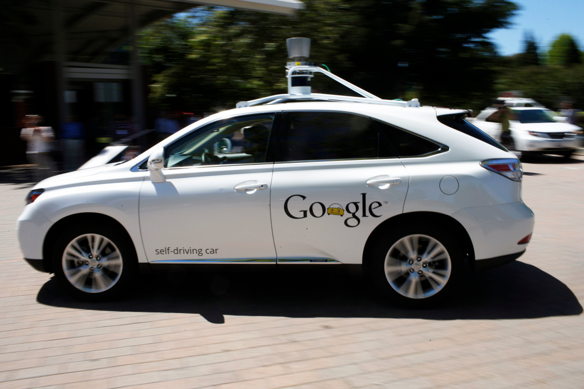 Driverless cars to hit roads January 2015