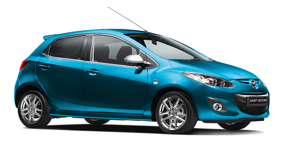 A first look at the Mazda 2