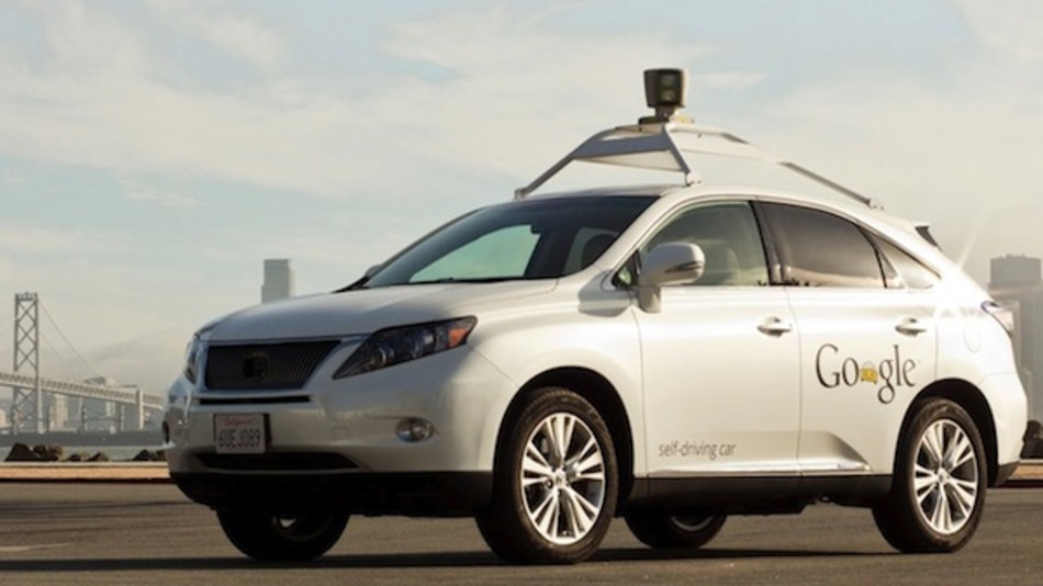 Google told steering wheels must be added to driverless cars