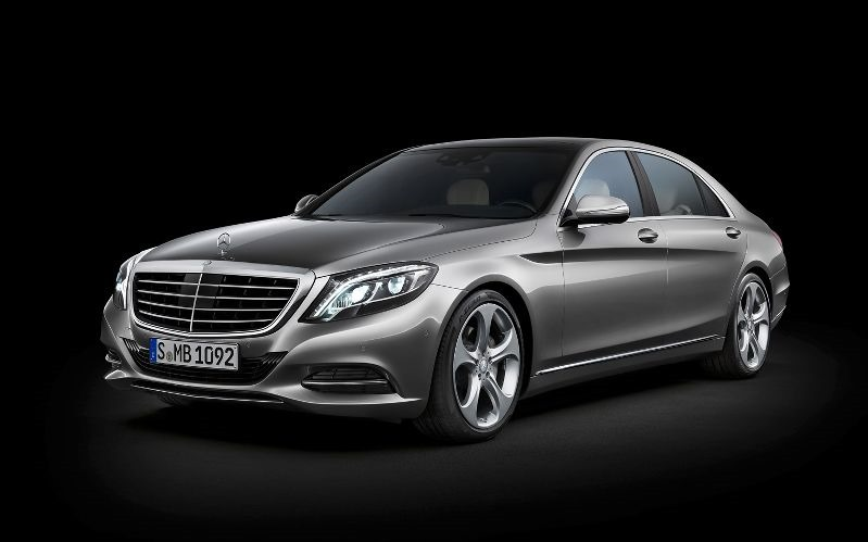 Mercedes-Benz set to go green with S-class plug-in hybrid