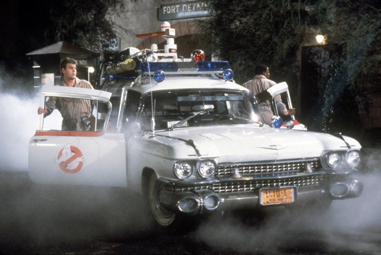 Top 10 Spooky Cars