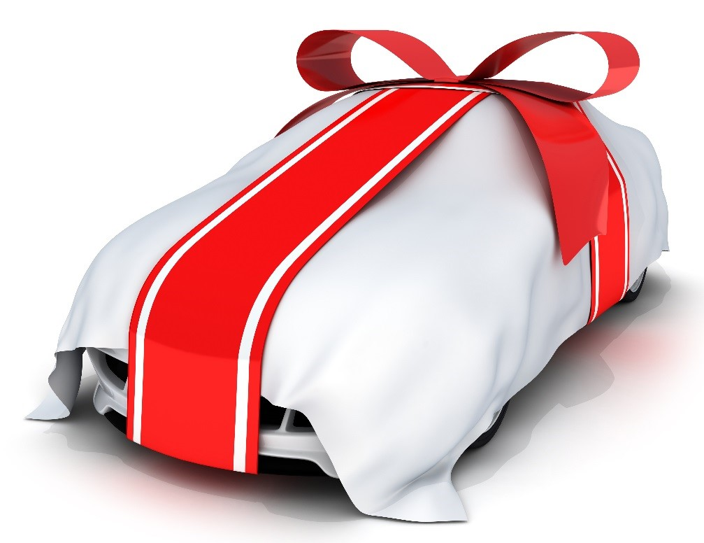 Fancy A New Car for Christmas? Lease Now, Before it's too Late!