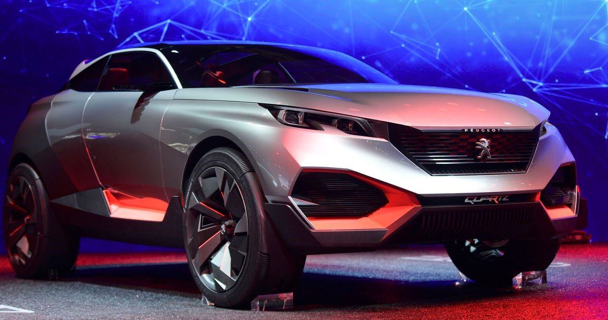 Rugged new look on horizon for Peugeot crossovers