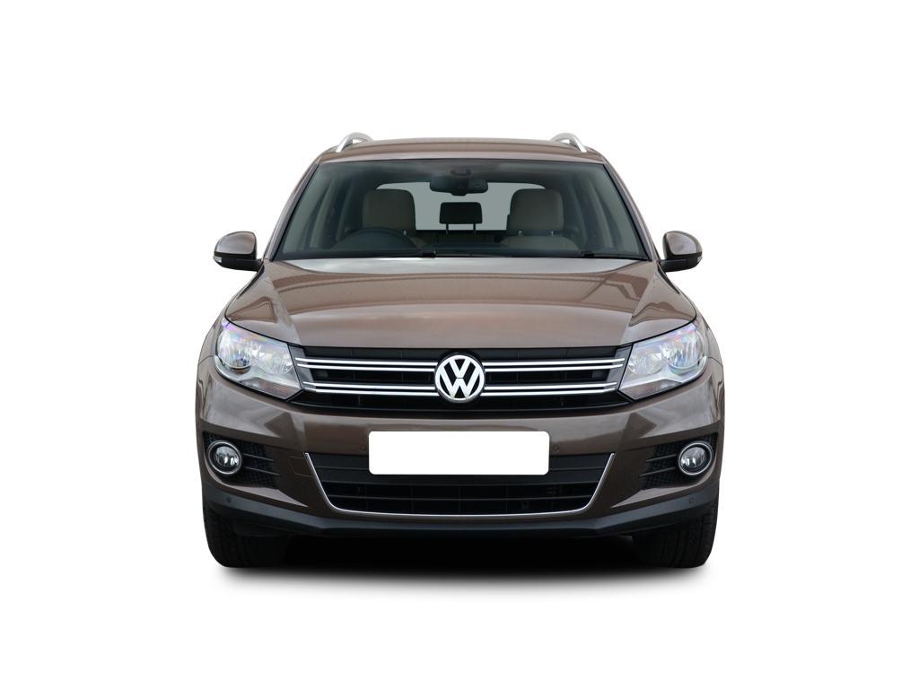 Volkswagen Tiguan: your new favourite family estate