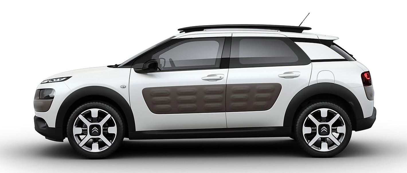 citroen c4 cactus style function innovation. Black Bedroom Furniture Sets. Home Design Ideas