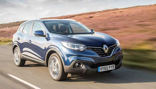 next green car crossover award winner renault kadjar