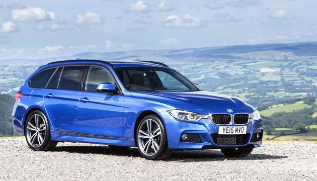 next green car family estate award winner bmw 3 series