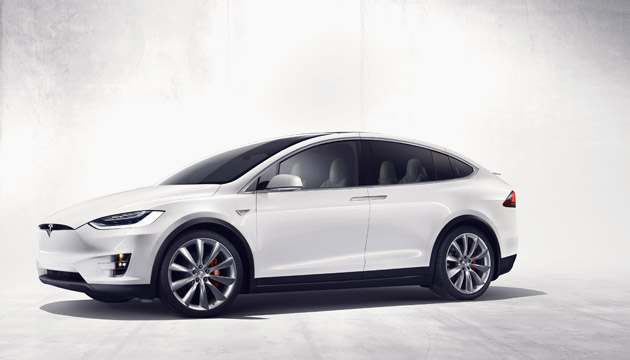 next green car next generation winner tesla model x