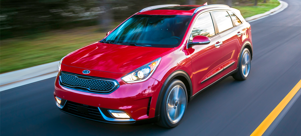 all new kia niro