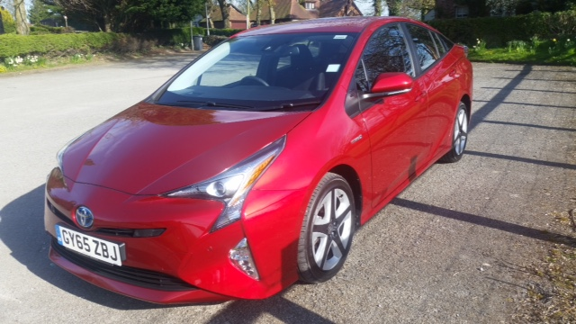 Driven: All new Toyota Prius Review