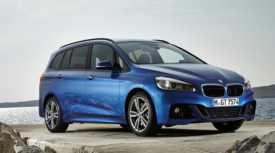 Driven: BMW 2 Series Gran Tourer Review