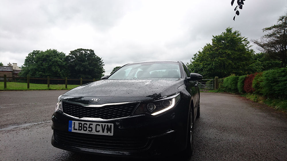 Driven: All New Kia Optima Review