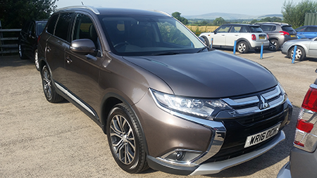 Driven: Mitsubishi Outlander GX-3 Review
