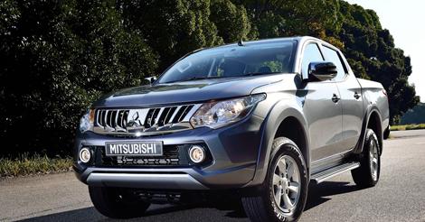 Driven: Mitsubishi L200 Warrior Review
