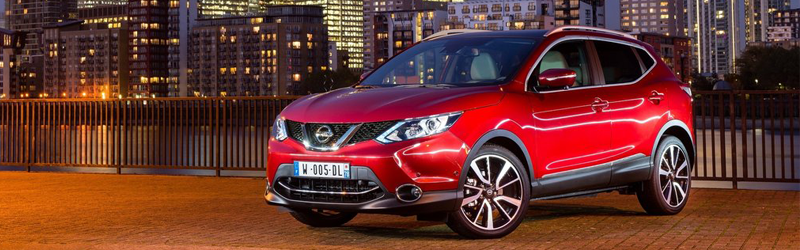 nissan qashqai leasing with uk carline