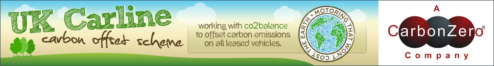uk carline carbon offset scheme