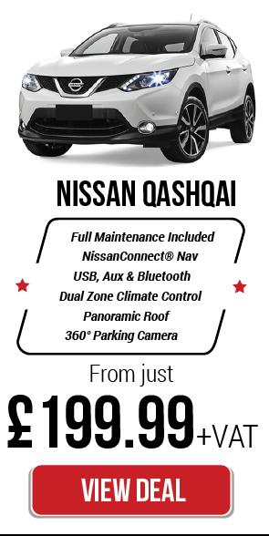 Car Leasing Nissan Qashqai