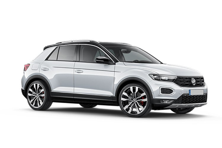 Vw T-roc Hatchback Model Range