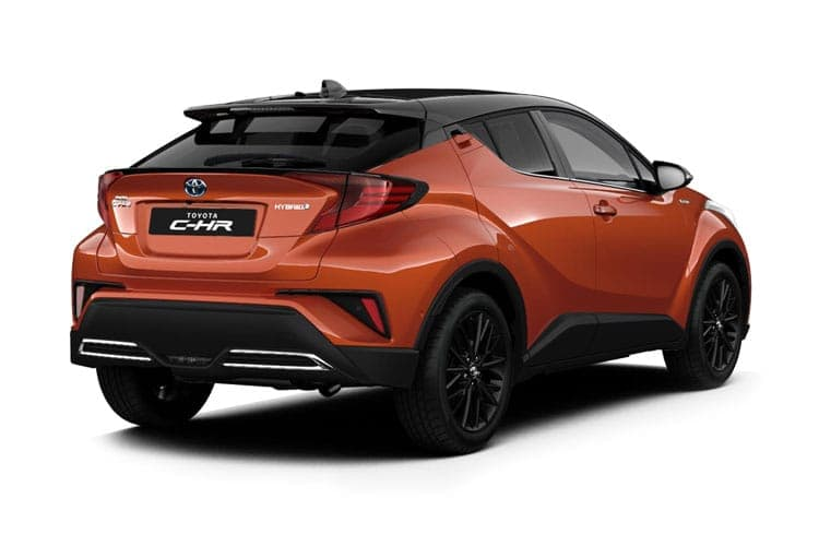 c-hr-toch-21.jpg - 5 Door 1.8 Hybrid Icon Cvt