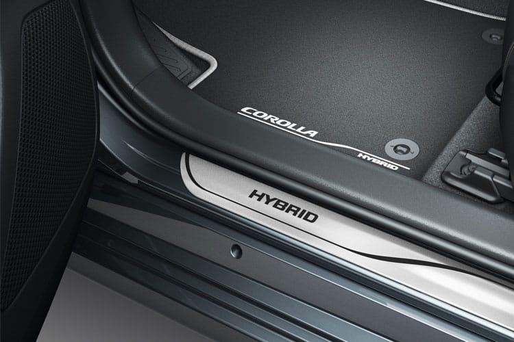 corolla-saloon-tocs-19.jpg - 4 Door Saloon 1.8 Hybrid 122 Icon Tech Cvt