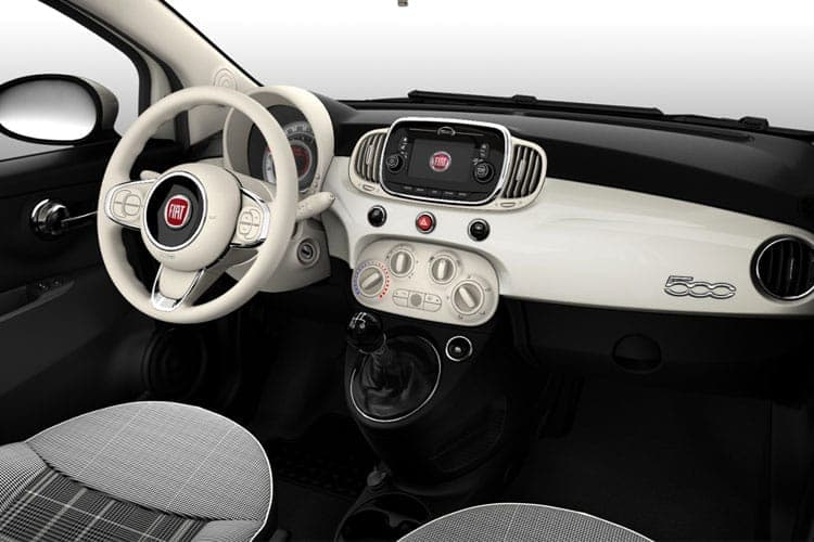500-convertible-fi5c-21.jpg - 2 Door Convertible  Mhev 1.0 70hp Lounge