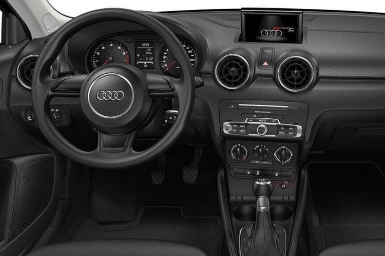 a1-sportback-au1s-18.jpg - 5 Door Sportback 1.6 Tdi 116 Black Edition Nav
