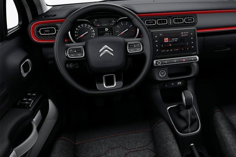 c3-cic3-19.jpg - 5 Door Hatch 1.2 Puretech 82 Flair Nav Edition Start+stop