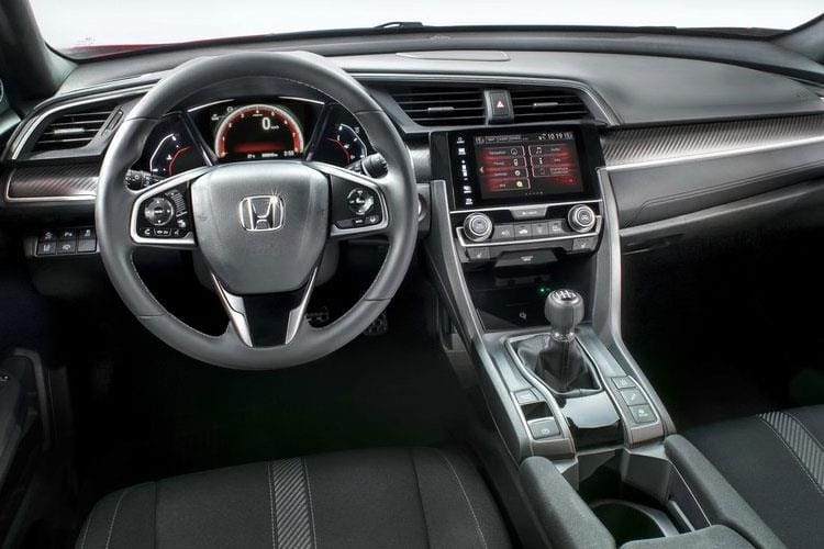 civic-hatch-hoc5-16.jpg - 5 Door 1.6 I-dtec Se Plus Navi
