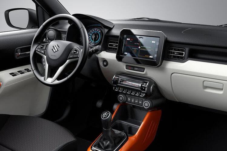 ignis-suig-20.jpg - 5 Door Hatch 1.2 Dualjet Hybrid Sz3