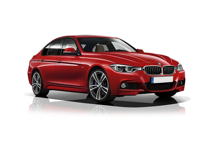 3 Series Saloon Petrol Models   Lci2