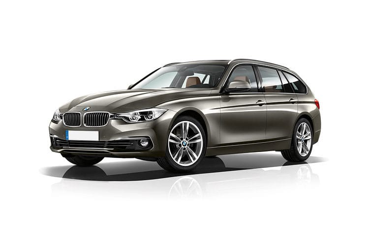 3 Series Touring Diesel Models  Lci2