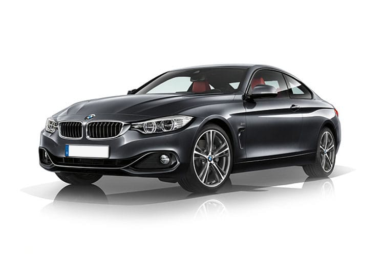 4 Series Coupe Model Range