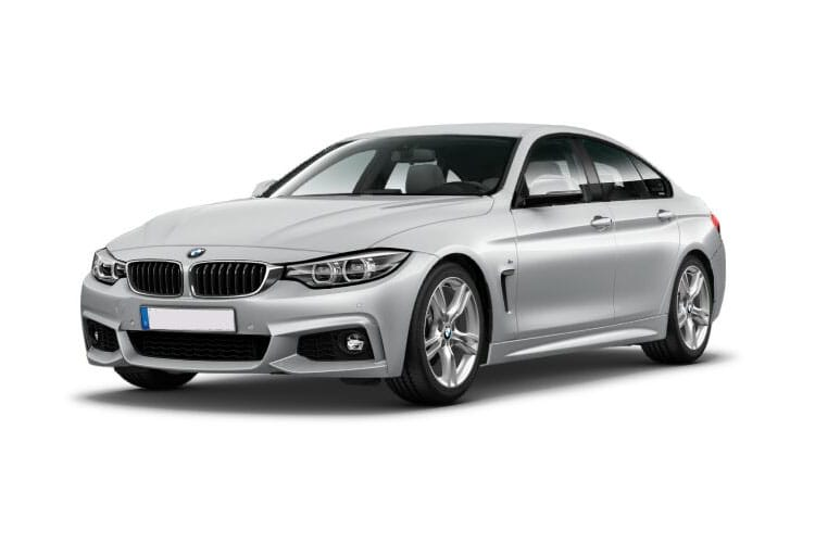 4 Series Gran Coupe Model Range