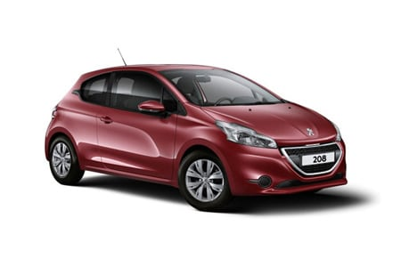peugeot 208 lease deals contract hire offers uk carline. Black Bedroom Furniture Sets. Home Design Ideas