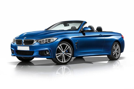 4 Series Convertible Model Range