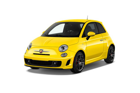 Abarth 3dr Hatchback Model