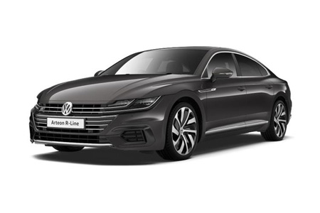Vw Arteon Model Range