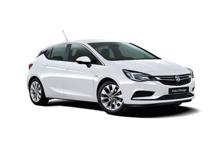 Astra Hatch Model Range