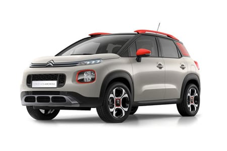C3 Aircross Model Range