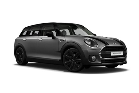 Mini Clubman Black Pack Media F54 Models