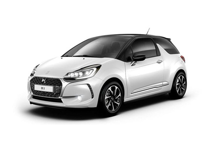 Ds 3 3dr Hatch Model Range