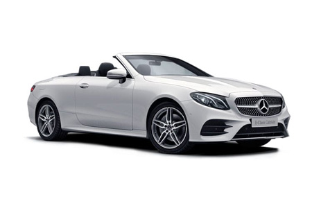 Pre-current E-class Cabriolet + Coupe