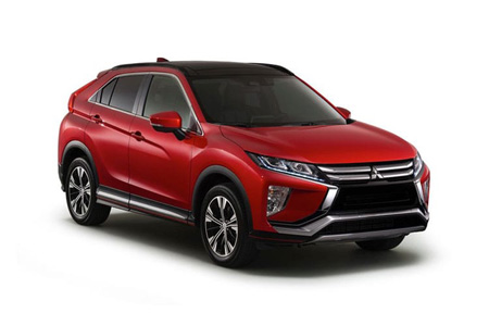 Eclipse Cross Model Range