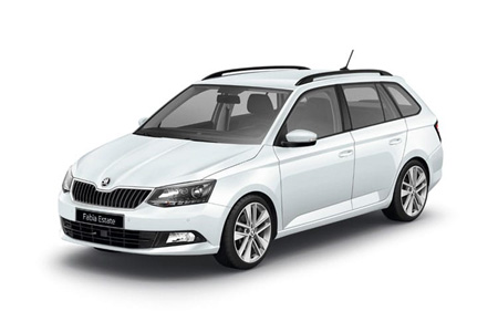 Fabia 5dr Estate Model Range