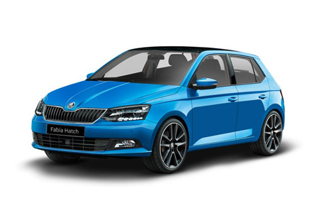 Fabia 5dr Hatch Model Range