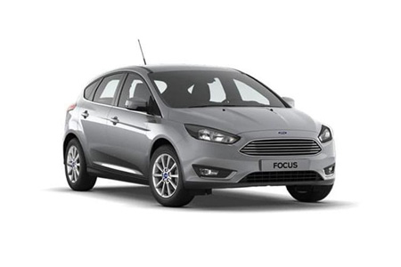 Focus 5dr Hatch Model Range
